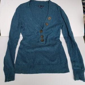 GAP blue sweater XS